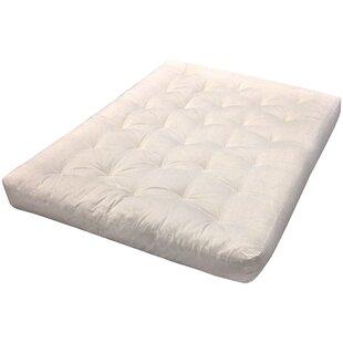 10 Foam and Cotton Twin Split Size Futon Mattress ByGold Bond