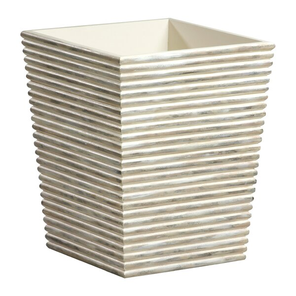 Bordelon Waste Basket by Alcott Hill