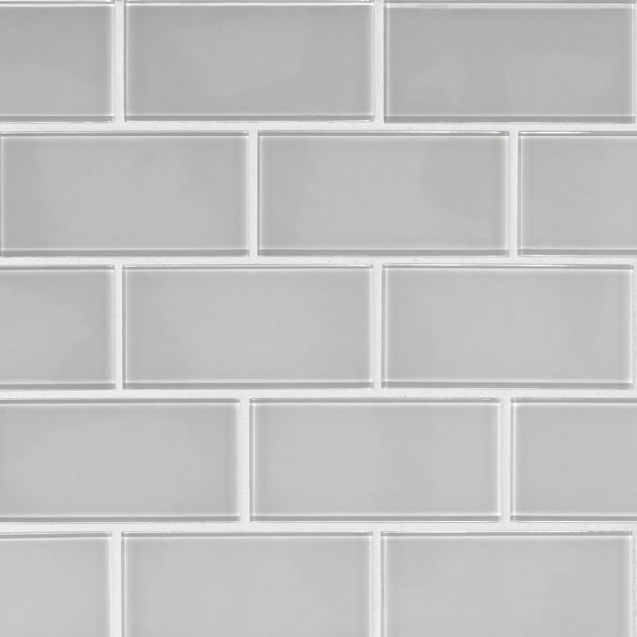 Ice 3 X 6 Gl Subway Tile