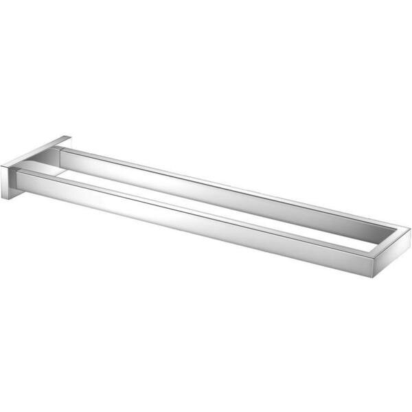 Skillman Double 15.7 Wall Mounted Towel Bar by Orren Ellis