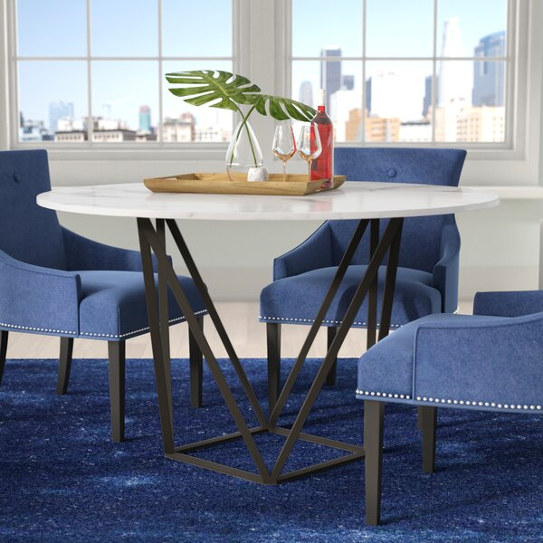 Francesca Dining Table by Brayden Studio