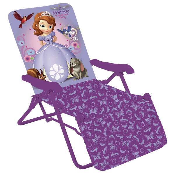 Sofia First Kids Lounge Chair by Kids Only