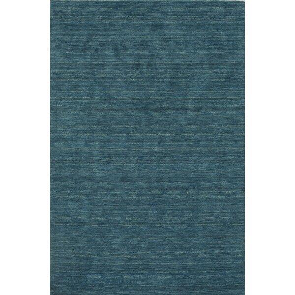 Stone Cobalt Area Rug by Corrigan Studio