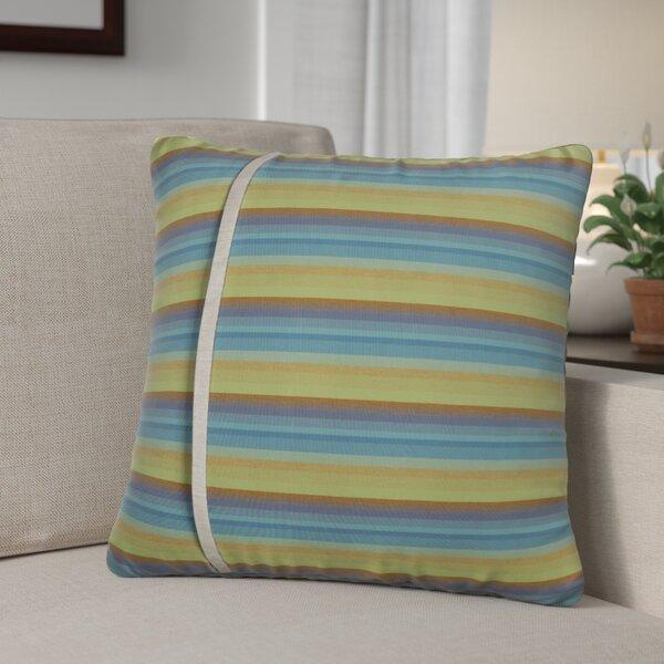 Vanhorn Indoor/Outdoor Throw Pillow (Set of 2) by Red Barrel Studio