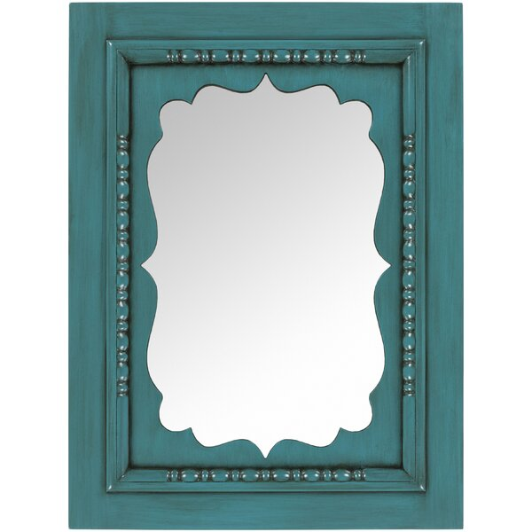 Accent Wall Mirror by August Grove
