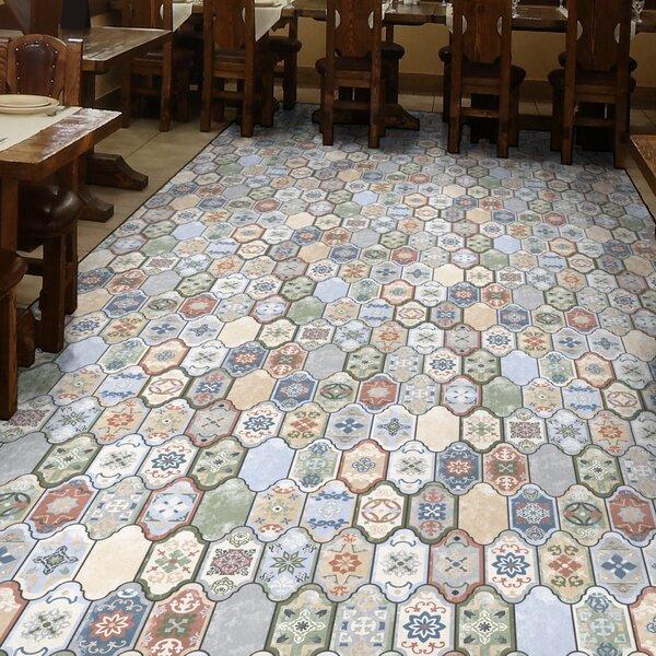 Salvador 6 x 13 Porcelain Spanish Wall & Floor Tile