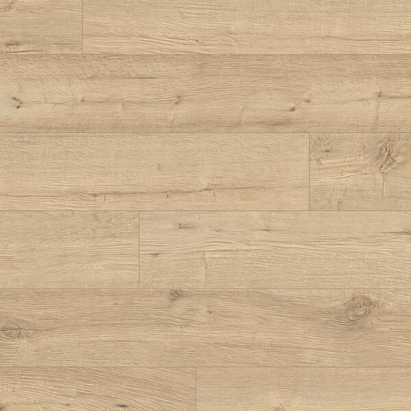 Envique 7.5 x 54.34 x 12mm Oak Laminate Flooring in Lineage Oak by Quick-Step