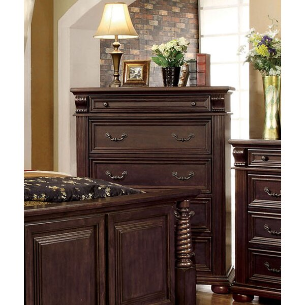 Milford 5 Drawer Chest by Astoria Grand