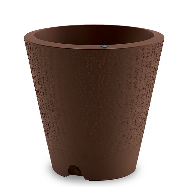Plastic Pot Planter by Crescent Garden