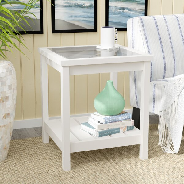 Hampton End Table By Beachcrest Home