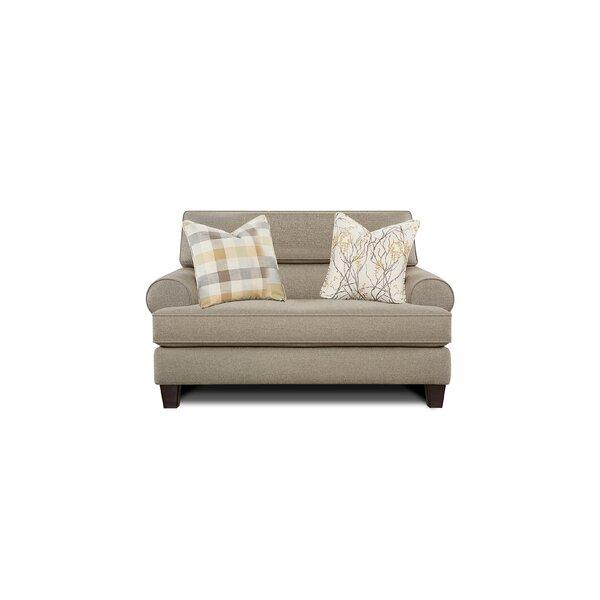 Lebrun Armchair by Alcott Hill
