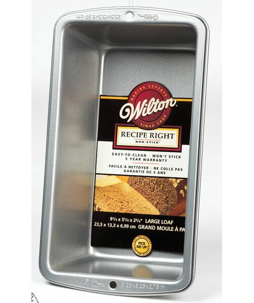 Non-Stick Loaf Pan by Wilton