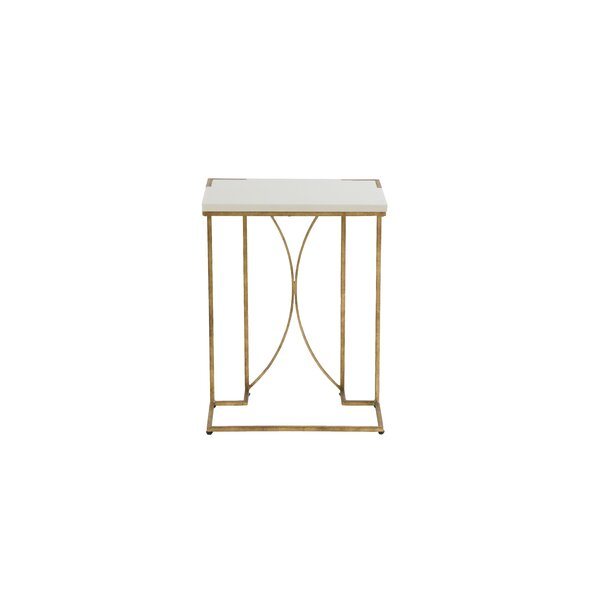 Amber C End Table By Gabby