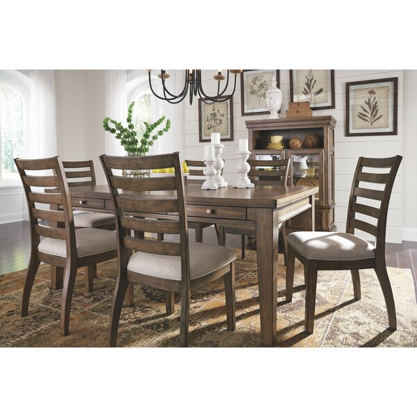 Doniphan 7 Piece Dining Set by Alcott Hill Alcott Hill