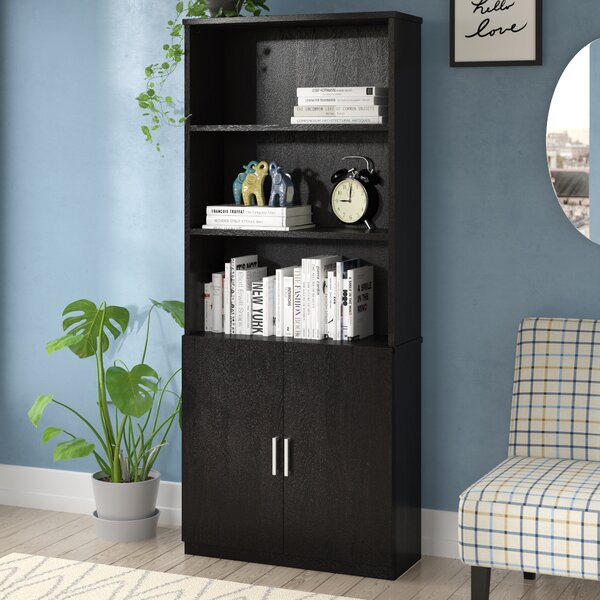 Seraphina Standard Bookcase by Zipcode Design
