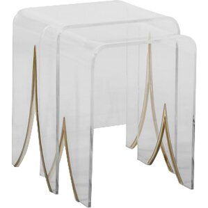Magnolia Nesting Tables by Gabby