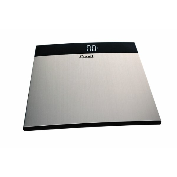 Extra Large Stainless Steel Bath Scale by Escali