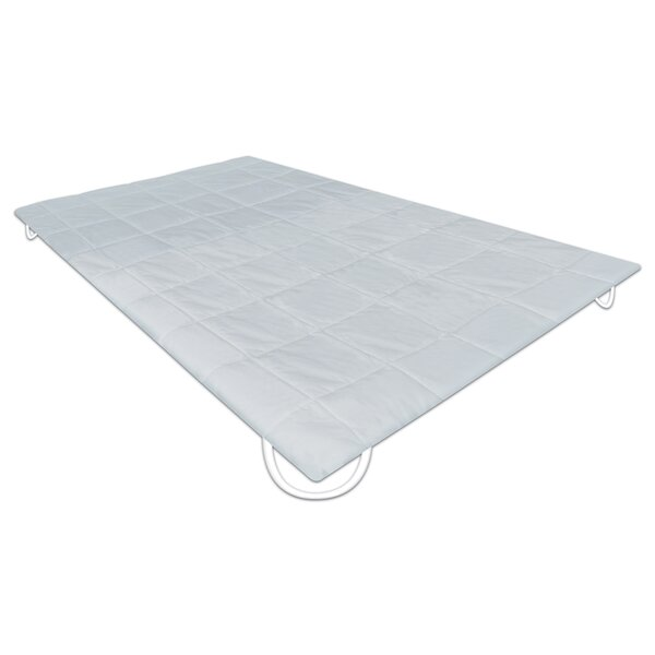 Linen Resource Quilted Anchor Band Waterbed Cover by Innomax