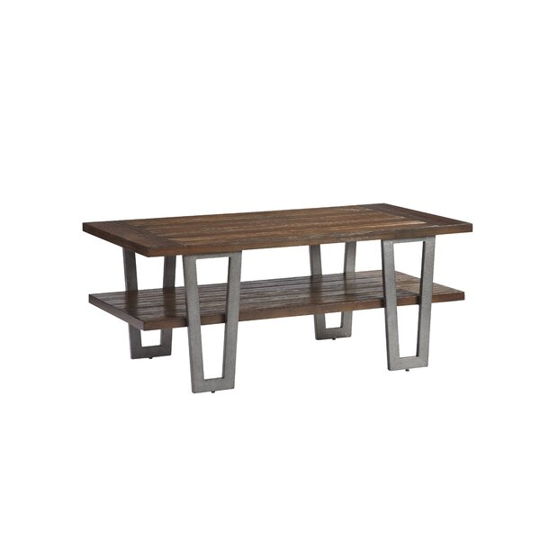 Ashfield Coffee Table by Williston Forge