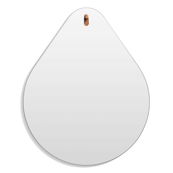 Hang 1 Large Drop Accent Mirror by Blu Dot