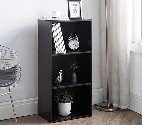 Remillard Standard Bookcase by Latitude Run