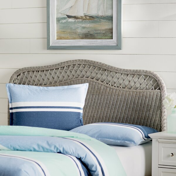 Gordon Panel Headboard by Breakwater Bay