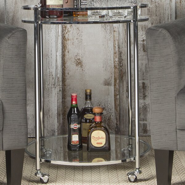 Veranda Bar Cart by Studio Designs HOME