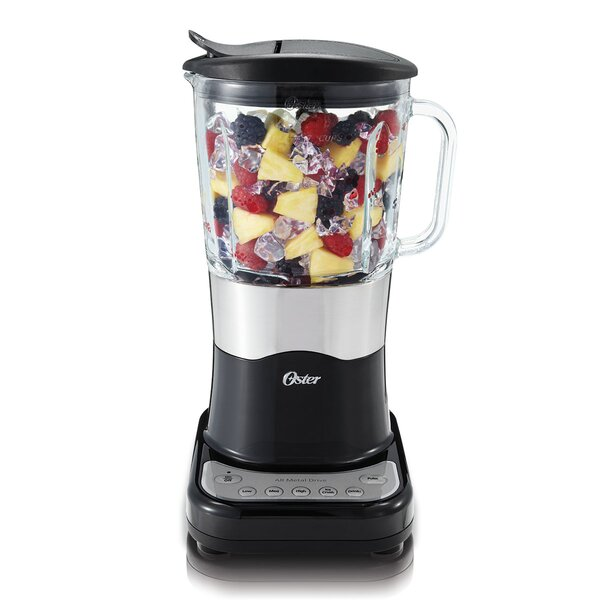 Liquefy Blend 200 Glass Jar Blender by Oster