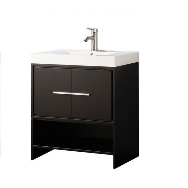 Peirce Modern 30 Single Bathroom Vanity Set by Orren Ellis