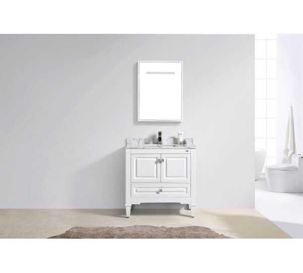 Aaliyah Fayer 36 Single Bathroom Vanity Set by Alcott Hill