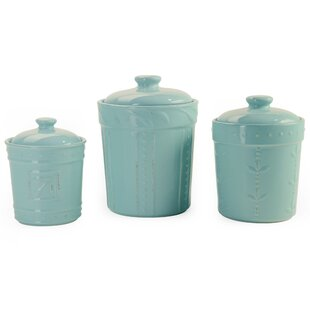 Green Kitchen Canisters Jars You Ll Love Wayfair