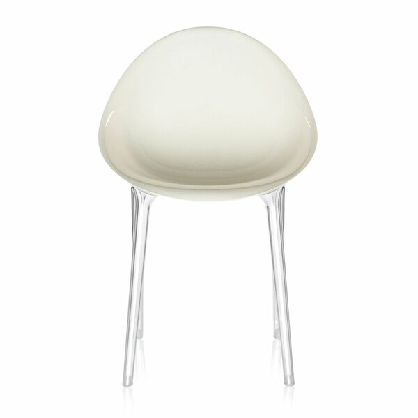 Mr. Impossible Guest Chair by Kartell