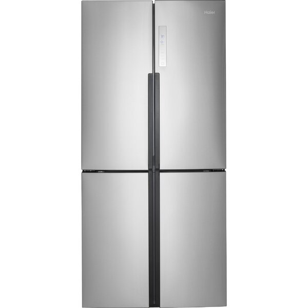 16.4 cu. ft. Quad Door Refrigerator by Haier16.4 cu. ft. Quad Door Refrigerator by Haier