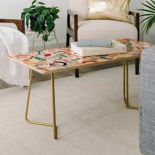 Ninola Design Curly and Zigzag Coffee Table