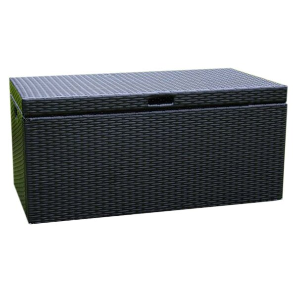 70 Gallon Wicker Deck Box by Jeco Inc. Jeco Inc.