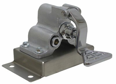 Foot Pedal Assembly with floor bracket by Advance Tabco