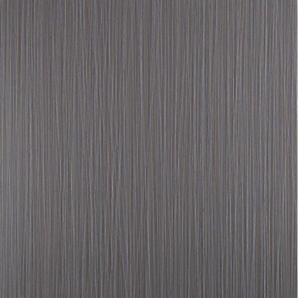 Fabrique 24 x 24 Porcelain Field Tile in Noir Linen by Daltile