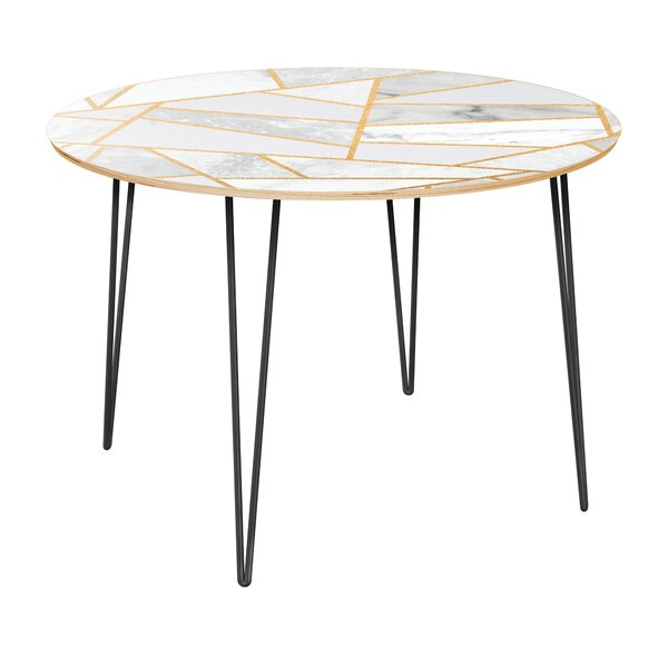 Hafner Dining Table by Wrought Studio