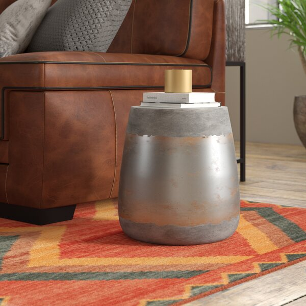 Spitz Aries End Table by Trent Austin Design