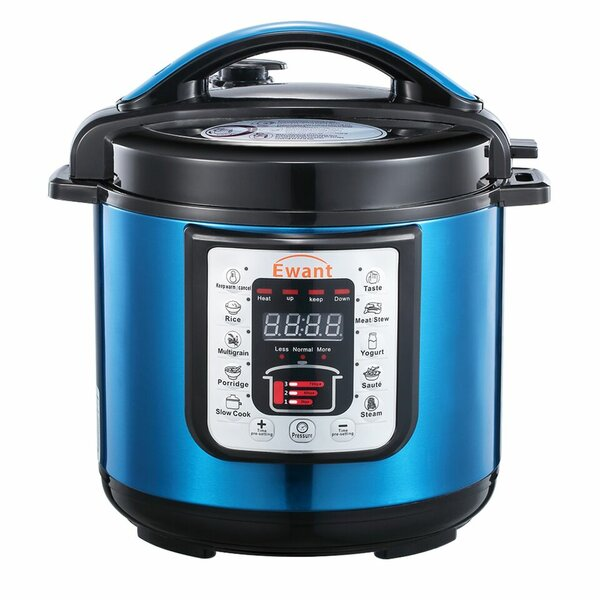 6 Qt. 9-in-1 Multi-Function Pressure Cooker by PDA