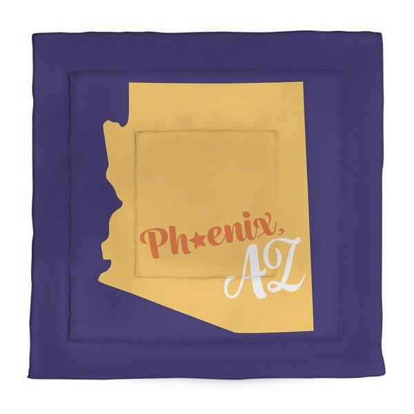 Arizona Single Reversible Comforter