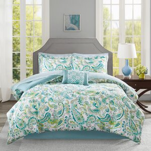 Dewart Complete Comforter and Cotton Sheet Set