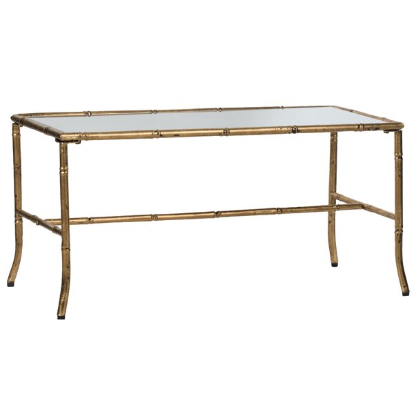 Mercer41 Glass Top Coffee Tables