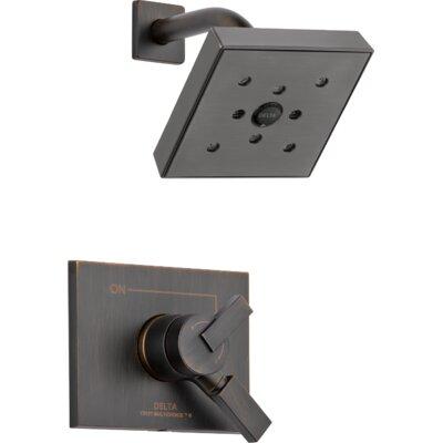 Shower Faucet Trim Handles Bronze 1082 Product Photo
