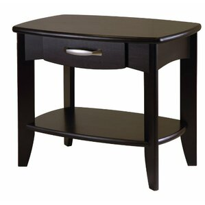 Danica End Table by Luxury Home