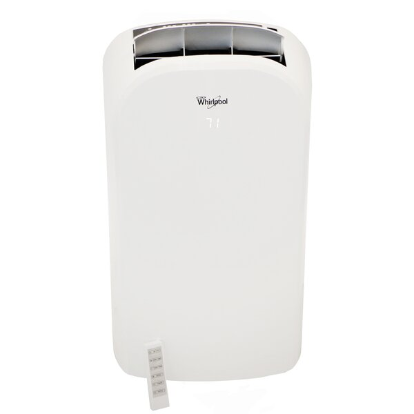 13,000 BTU Portable Air Conditioner with Remote by Whirlpool