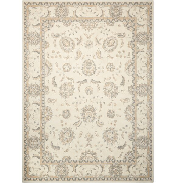 Persian Empire Bone Area Rug by Nourison