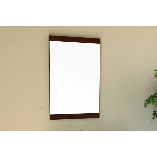 Bergman Mirror by Bellaterra Home