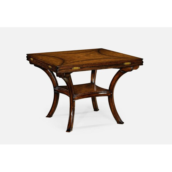 Huntingdon Extendable Solid Wood Dining Table by Jonathan Charles Fine Furniture