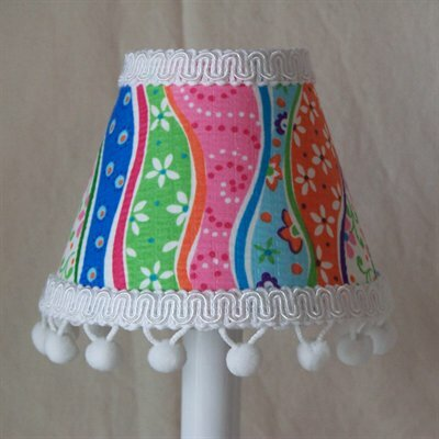 Patterns Gone Mad Night Light by Silly Bear Lighting